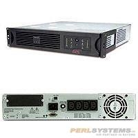 """APC Smart-UPS 1500 VA 19"""" 2HE USB & Serial 230V"""