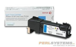 XEROX PH6140 Toner Cyan 2.000 Seiten Phaser 6140