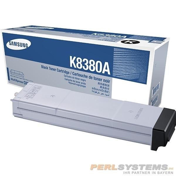 Samsung CLX-C8380A Toner Black MultiXpress CLX-8380ND