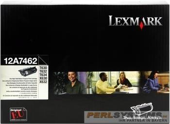 Lexmark Prebate Toner für T630 / T632 / T634