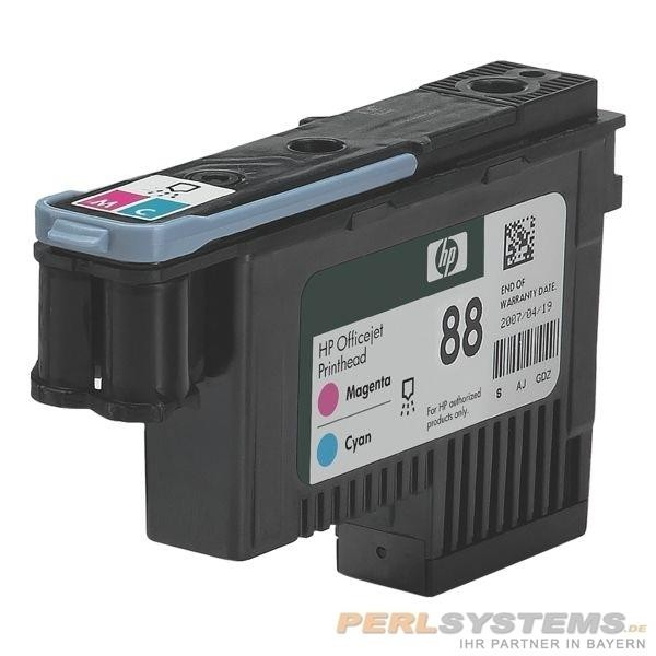 HP 88 Druckkopf magenta + cyan No.88 für Office Jet Pro K550