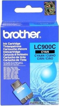 Brother Tintenpatrone Cyan LC900C MFG-3240 5440CN C5840 Fax 1835C 1840