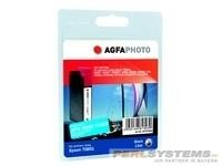 AGFAPHOTO ET080B Epson RX265 Tinte BLK13ml Extra Life Chip black