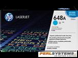 HP 648A Toner Cyan für Color LaserJet CP4025 CP4525