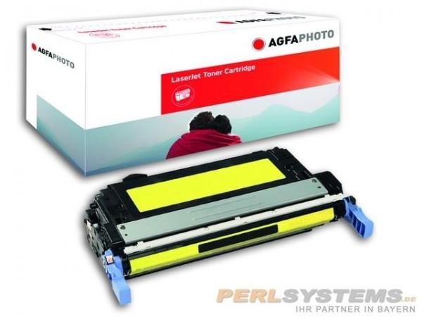 AGFAPHOTO Yellow für HP CP4005 CP4005N THP402AE