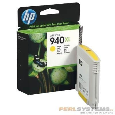 HP 940 XL Tinte Yellow für HP OfficeJet Pro 8000 8500