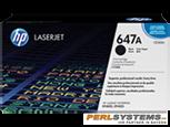 HP 647A Toner Black für Color LaserJet CP4520 CP4525 CM4540 CE260A