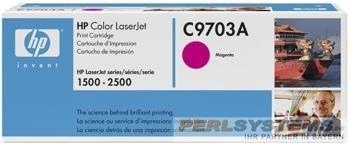 HP Druckkassette magenta für Color LaserJet 2500 1500