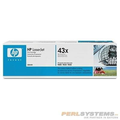 HP 43X Toner Black HP LJ9000 LJ9040 LJ9050