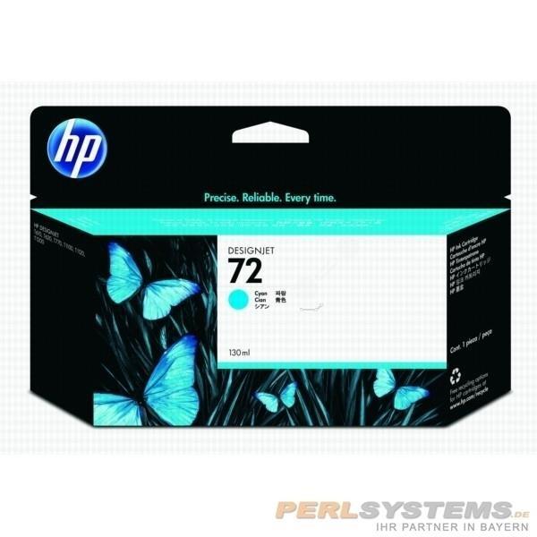 HP 72 Tinte cyan für DesignJet T700 T1100 T1200