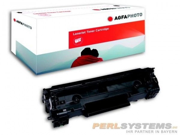 AGFAPHOTO APTHP36AE HP.LJP1005 Toner Cartridge 2000pages black incl Chip