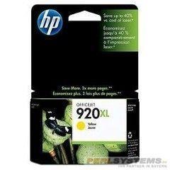 HP 920 XLTinten Yellow für HP OJ6000 OJ6500 OJ7000