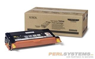 XEROX PH6180 Phaser6180MFP Toner Yellow Hochleistungs-Tonerpatrone