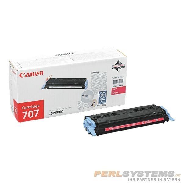 Canon 707 Toner Cartridge Magenta LBP500 LBP5100 9422A004