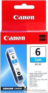 CANON BCI-6C Cyan