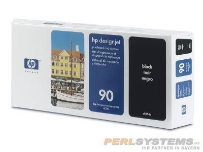 HP 90 Druckkopf Schwarz für DesignJet 4000 4500 4020 4520