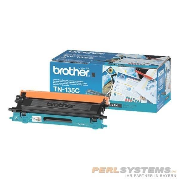 Brother Toner Cyan TN-135C DCP9040CN DCP9045CDN HL4050CDN MFC9440CN
