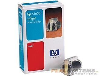 HP Druckpatrone rot für Thinkjet und Quietjet Drucker