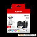 Canon Tinte Multipack PGI-1500XL Maxify MB2050 MB2350