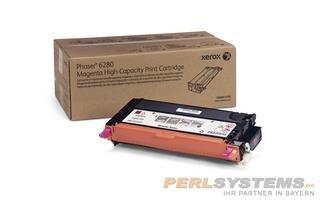 XEROX PH6280 Phaser 6280 Toner Magenta Hochleistungs-Tonerpatrone