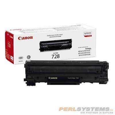 Canon Toner EP728 Black MF4410 MF4430 MF4570 MF4580DN