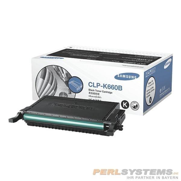 Samsung TonerBlack CLP-K660B CLP 610N CLP 660N 6200