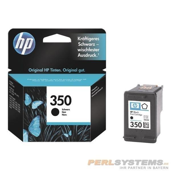 HP 350 Tinte Black für Deskjet 4260 5740 6540