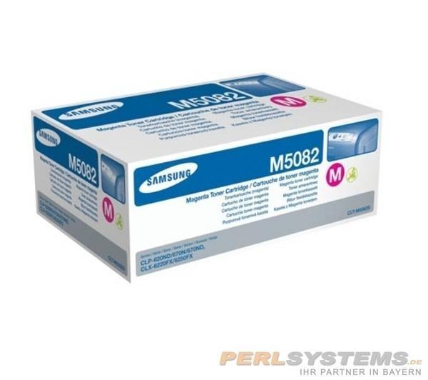 Samsung CLP620 CLP670N CLX6220FX Toner Magenta