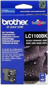 Brother Tintenpatrone Black LC1100BK