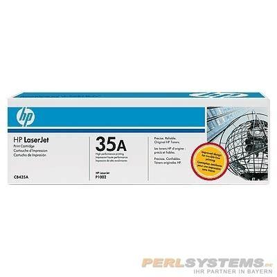 HP 35A Toner schwarz für LJ P1005 LJ1006 LJ P1007 P1009