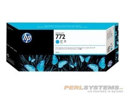 HP 772 Tinte Cyan DesignJet Z5200 Z5400