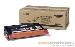 XEROX PH6180 Phaser 6180MFP Toner Magenta Hochleistungs-Tonerpatrone