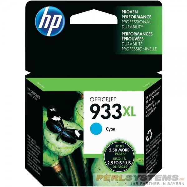 HP 933XL Tinte cyan Officejet 6700 Premium H711n
