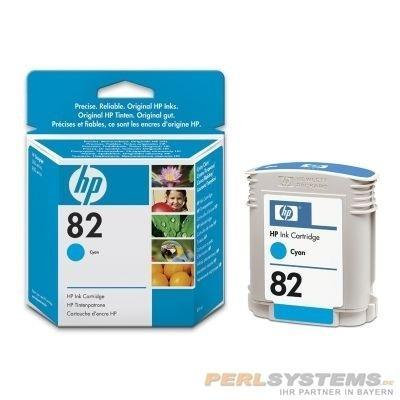 HP 82 Tinte Cyan No.82 DesignJet 500 DNJ800
