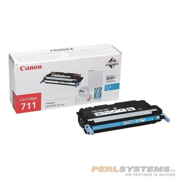 Canon Toner 711C Cyan LBP5300 i-SENSYS MF8450 MF9280CDN