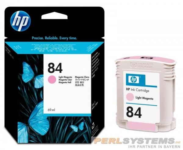 HP 84 Tintenpatrone magenta hell