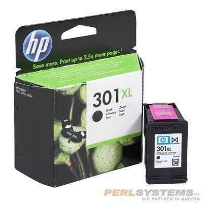 HP 301XL Tintenpatrone Black für DJ1000 DJ2050 DL3000