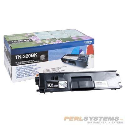 Brother Toner black TN-320BK für DCP-9270 DCP-9055 HL-4140 HL-4150 MFC-9460