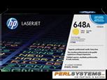 HP 648A Toner Yellow für Color LaserJet CP4025 CP4525
