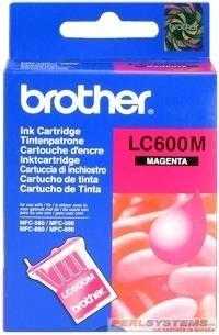 Brother Tintenpatrone maganta MFC 580 / 590 / 890