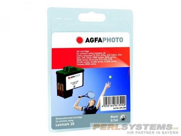 AGFAPHOTO L16B Lexmark Z13 Tinte Black