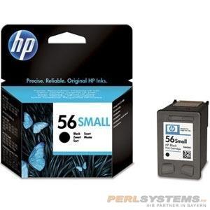 HP 56 Druckpatrone Black DJ5550 No.56