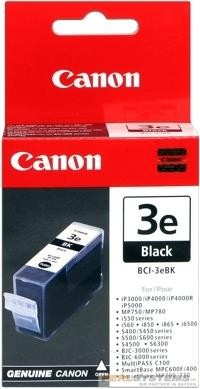 CANON BCI-3eBK Schwarz für BJC-S600, i850