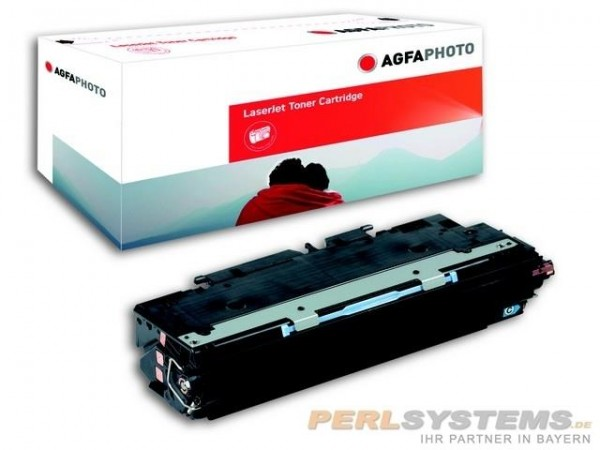 AGFAPHOTO THP2671AE HP.CLJ3500 Toner Cartridge 4000 pages cyan