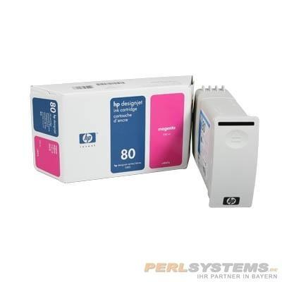 HP 80 Tinte Magenta für DesignJet 1050C 1055CM