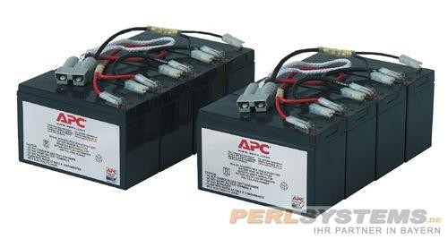 APC Original Ersatzbatterie RBC12 für SU3000RMi3U / 5000I