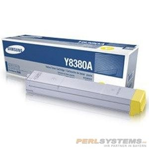 Samsung CLX-Y8380A Toner Yellow MultiXpress CLX-8380ND