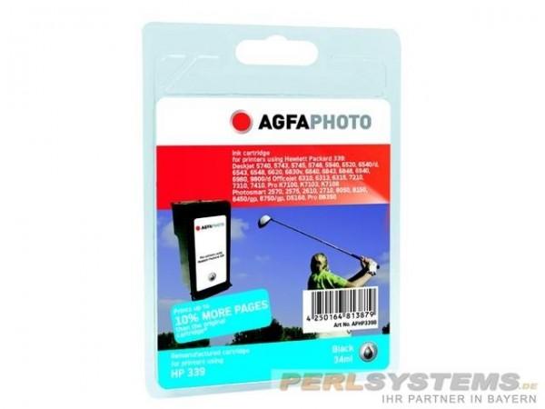 AGFAPHOTO HP339B HP PS2610 Tinte Black