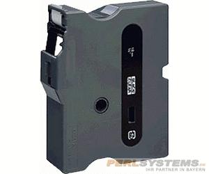 Brother TX335 P-TOUCH 12mm Weiß auf Schwarz P-Touch 7000 8000 PC
