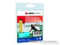 AGFAPHOTO ET071/089Y Epson SX100 Tinte 13ml Extra Life Chip yellow